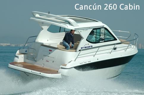 Cancún 260 Cabin